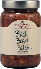 Stonewall Kitchen, Salsa,  Black Bean - 16 oz