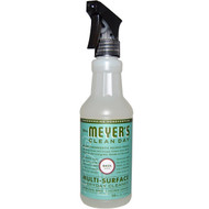 3 PACK OF Mrs. Meyers Clean Day, Multi-Surface Everyday Cleaner, Basil Scent, 16 fl oz (473 ml)