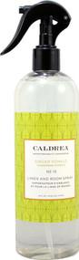 Caldrea, Linen and Room Spray Ginger Pomelo - 16 fl oz