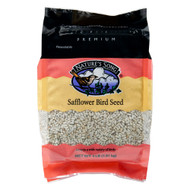3 PACK of Natures Song Safflower Bird Seed -- 4 lb