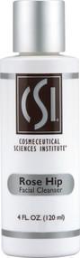 CSI, Rose Hip Facial Cleanser - Non-GMO - 4 fl oz