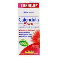 3 PACK OF Boiron, Calendula, Burn, Soothing Ointment, 1 oz (30 g)