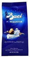 Perugina Baci Dark Chocolate with Whole and Chopped Hazelnuts - 5 oz (5 PACK)