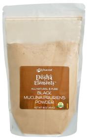 Vitaco - Dosha Elements, Black Mucuna Pruriens Powder - Non-GMO - 16 oz (454 g)