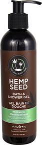 Earthly Body Hemp Seed Bath & Shower Gel Mintastic - 8 fl oz