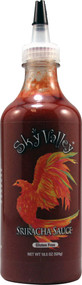 3 PACK of Sky Valley Gluten Free Sauce Sriracha -- 18.5 oz