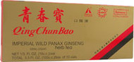 Superior, Qing Chun Bao Imperial Wild Panax Ginseng - 10 Servings