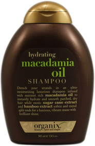 Organix, Hydrating Macadamia Oil Shampoo - 13 fl oz