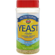 3 PACK OF KAL Nutritional Yeast Flakes -- 3.1 oz