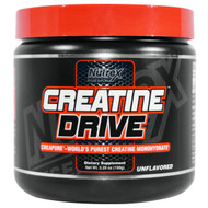 Nutrex Research Labs, Creatine Drive, Creatine Monohydrate, Unflavored, 5.29 oz (150 g)