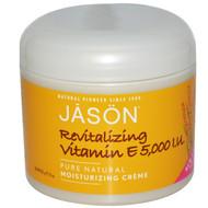 Jason Natural, Revitalizing Vitamin E, 5,000 IU, 4 oz (113 g)