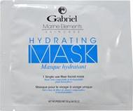 Gabriel Organics Hydrating Facial Mask - 1 Mask
