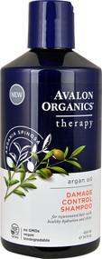 Avalon Organics Argan Oil Damage Control Shampoo - 14 fl oz