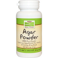 Now Foods, Real Food, Agar Powder, 2 oz (57 g)