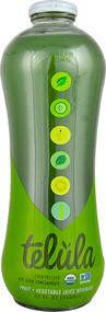 Telula Organic Green Zing Fruit plus Vegetable Juice - 32 fl oz