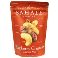 Sahale Snacks, Raspberry Crumble Cashew Mix, 8 oz (226 g)