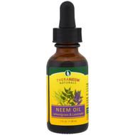 Organix South, TheraNeem Naturals, Neem Oil, Lemongrass & Lavender, 1 fl oz (30 ml)
