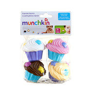 Munchkin, Cupcake Squirts, 4 Toys