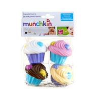 Munchkin, Cupcake Squirts, 4 Toys