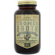 3 PACK OF Epic Bar, Artisal Bone Broth, Turkey Cranberry Sage, 14 fl oz (414 ml)
