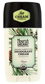 Nourish, Organic Deodorant Cream Forest - 2 oz