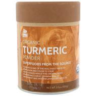 3 PACK OF OMG! Organic Meets Good, Organic, Turmeric Powder, 3.5 oz (100 g)