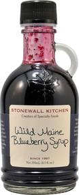 Stonewall Kitchen, Syrup,  Wild Maine Blueberry - 8.5 fl oz