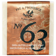 European Soaps, No. 63 Shea Butter Enriched Soap, 7 oz (200 g)