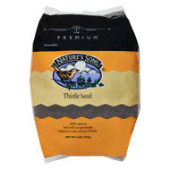 3 PACK of Natures Song Thistle Seed -- 4 lb
