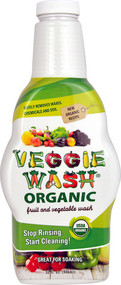 Veggie Wash Organic Fruit and Vegetable Wash Refill - 32 fl oz