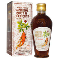 Chinese Imports, Chinese Panax Ginseng Root & Extract For Tea, 8.8 fl oz (260 ml)