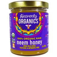 Heavenly Organics Raw Neem Honey -- 12 oz