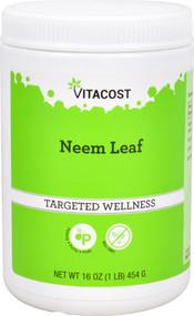 Vitaco Neem Leaf Powder - Non-GMO - 16 oz (454 g)