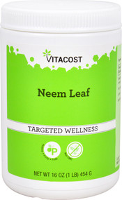 Vitaco Neem Leaf Powder - Non-GMO - 16 oz (454 g)