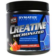 Dymatize Nutrition, Creatine Micronized, Cherry Limeade, 10.6 oz (300 g)