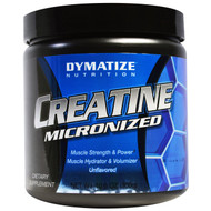 Dymatize Nutrition, Creatine Micronized, Unflavored, 10.6 oz (300 g)