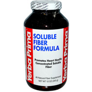 Yerba Prima, Soluble Fiber Formula, 12 oz (340 g)
