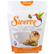 Swerve, The Ultimate Sugar Replacement, Granular, 12 oz (340 g)
