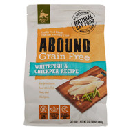 Abound Grain Free Cat Food Whitefish & Chickpea Recipe - 3 lb