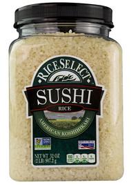 Rice Select, Sushi Rice - 36 oz