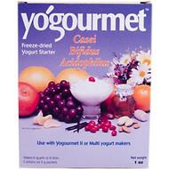 Yogourmet, Freeze-Dried Yogurt Starter with Probiotics, Six 5g Packets