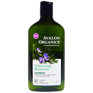 Avalon Organics, Shampoo, Volumizing, Rosemary, 11 fl oz (325 ml)
