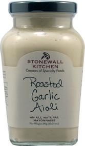 Stonewall Kitchen, All Natural Aioli,  Roasted Garlic - 10.25 oz