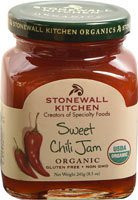 Stonewall Kitchen Organic Gourmet Jam  Sweet Chili - 8.5 oz