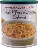 Stonewall Kitchen Oatmeal  Maple & Brown Sugar - 14 oz