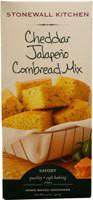 Stonewall Kitchen Cornbread Mix  Cheddar Japapeno - 14 oz