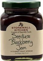 Stonewall Kitchen Jam  Seedless Blackberry - 12 oz