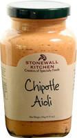 Stonewall Kitchen Gourmet Chipotle Aioli - 9.75 oz