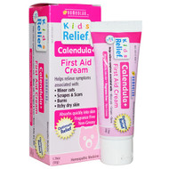 3 PACK OF Homeolab USA, Kids Relief, First Aid Cream, Calendula +, 1.76 oz (50 g)