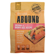 Abound Natural Cat Food Salmon & Brown Rice Recipe - 3.5 lb